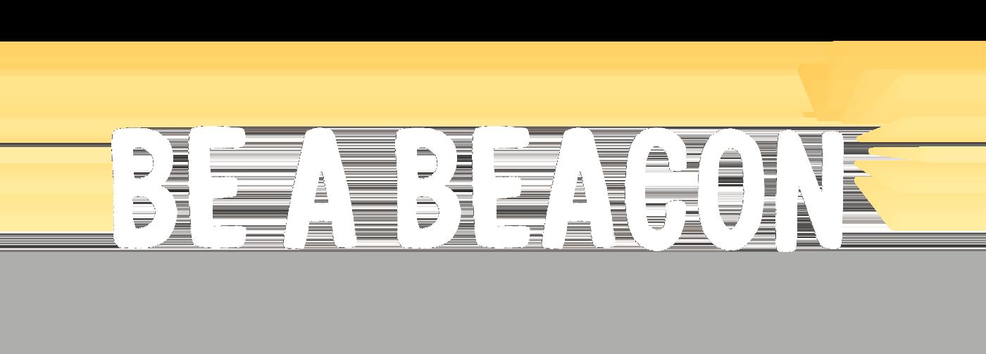 Be a beacon Logo